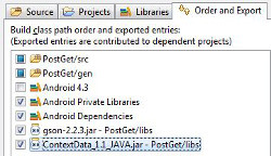 Add jar in Eclipse